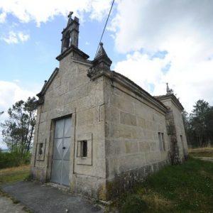 Grietas capilla de Armeses (Maside) 6-5-17